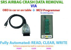 Airbag Reset Tools - SRSModule Information